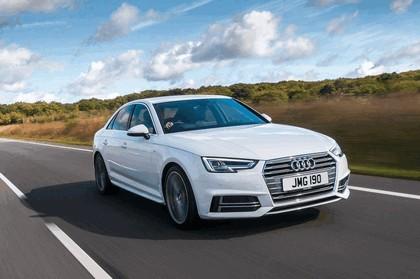 2015 Audi A4 2.0 TDI S-Line - UK version 4