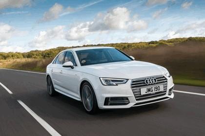 2015 Audi A4 2.0 TDI S-Line - UK version 5