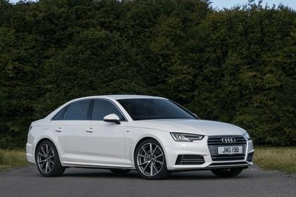 2015 Audi A4 2.0 TDI S-Line - UK version 26