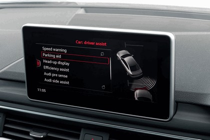 2015 Audi A4 2.0 TDI S-Line - UK version 84