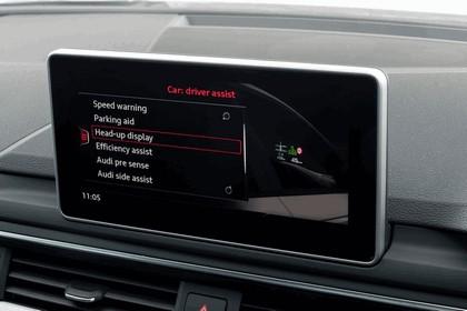 2015 Audi A4 2.0 TDI S-Line - UK version 85