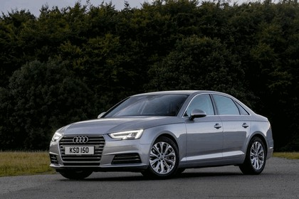 2015 Audi A4 2.0 TDI Ultra SE - UK version 1