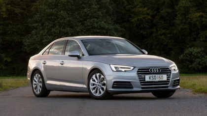 2015 Audi A4 2.0 TDI Ultra SE - UK version 4