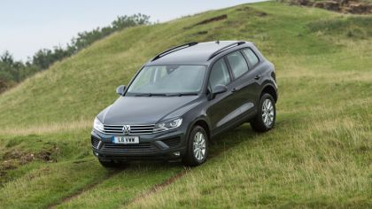 2015 Volkswagen Touareg Escape - UK version 9