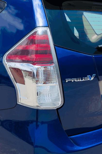 2016 Toyota Prius v 17