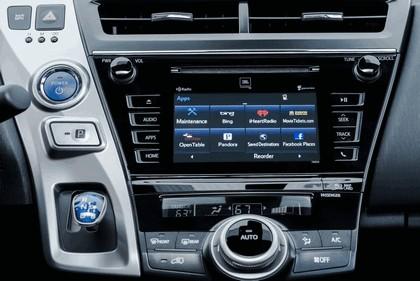 2016 Toyota Prius v 22