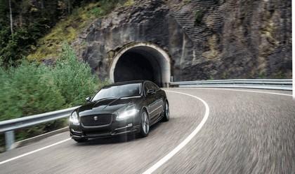 2015 Jaguar XJ R-Sport 3