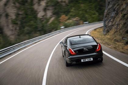2015 Jaguar XJ R-Sport 5