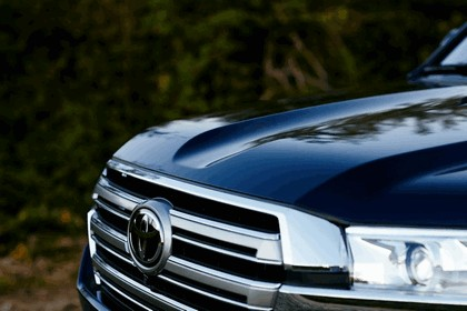 2016 Toyota Land Cruiser 36
