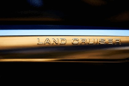 2016 Toyota Land Cruiser 39