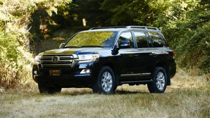 2016 Toyota Land Cruiser 5