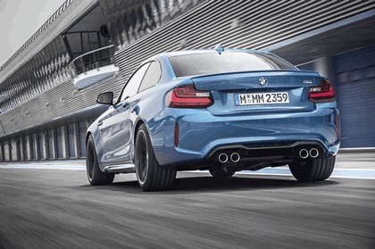 2015 BMW M2 coupé 21