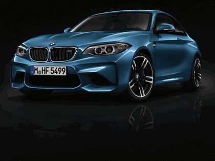2015 BMW M2 coupé 40