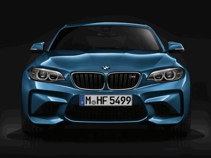 2015 BMW M2 coupé 43