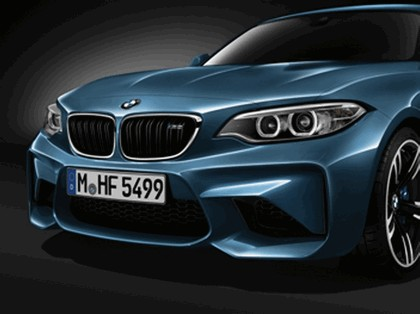 2015 BMW M2 coupé 45