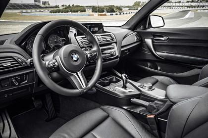 2015 BMW M2 coupé 55