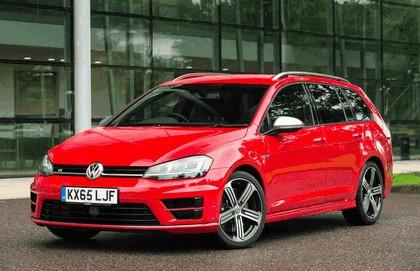 2015 Volkswagen Golf ( VII ) R Estate - UK version 1