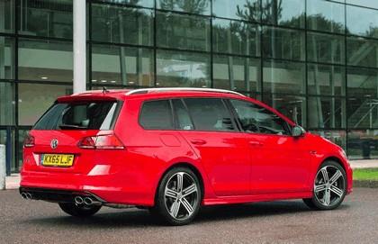 2015 Volkswagen Golf ( VII ) R Estate - UK version 3