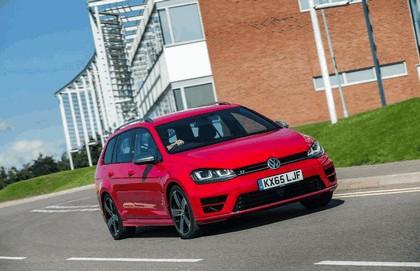 2015 Volkswagen Golf ( VII ) R Estate - UK version 6