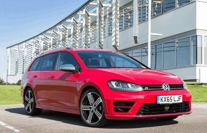 2015 Volkswagen Golf ( VII ) R Estate - UK version 7