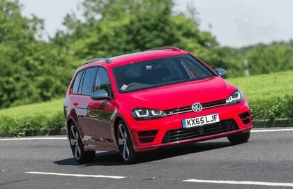 2015 Volkswagen Golf ( VII ) R Estate - UK version 11