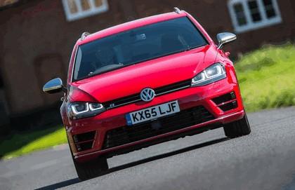 2015 Volkswagen Golf ( VII ) R Estate - UK version 15