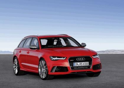 2015 Audi RS 6 Avant performance 4