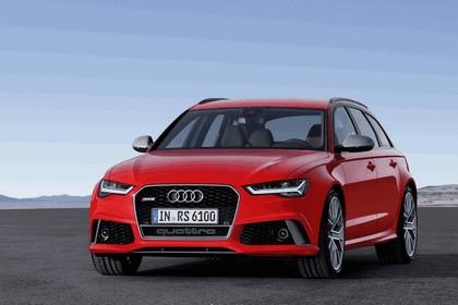 2015 Audi RS 6 Avant performance 5