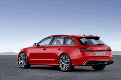2015 Audi RS 6 Avant performance 6