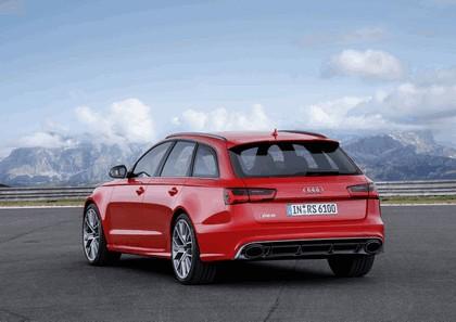 2015 Audi RS 6 Avant performance 8
