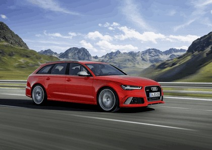 2015 Audi RS 6 Avant performance 10