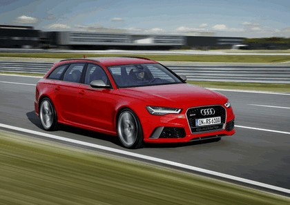 2015 Audi RS 6 Avant performance 12