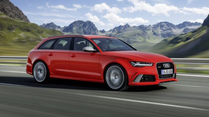 2015 Audi RS 6 Avant performance 1