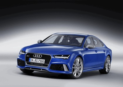 2015 Audi RS 7 Sportback performance 1