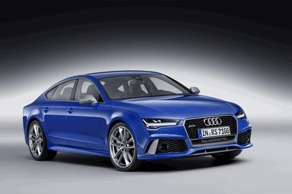 2015 Audi RS 7 Sportback performance 2