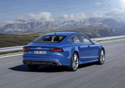 2015 Audi RS 7 Sportback performance 5