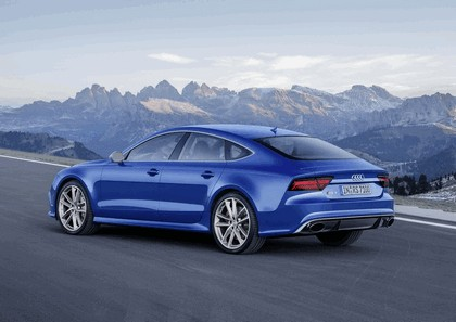2015 Audi RS 7 Sportback performance 7