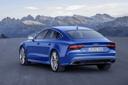 2015 Audi RS 7 Sportback performance 8
