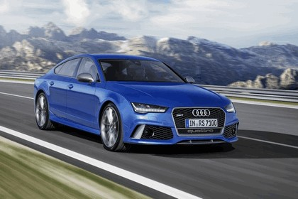 2015 Audi RS 7 Sportback performance 10