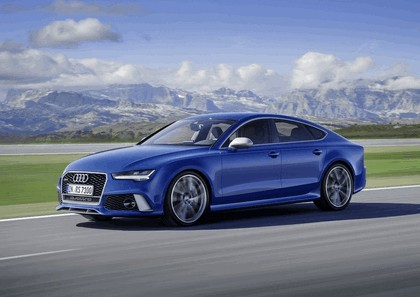 2015 Audi RS 7 Sportback performance 11