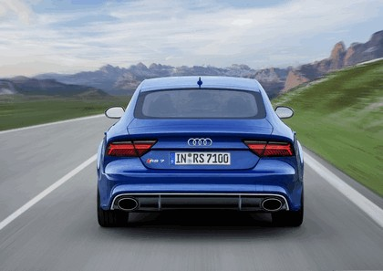 2015 Audi RS 7 Sportback performance 14
