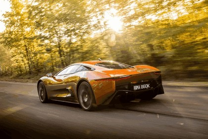 2015 Jaguar C-X75 Spectre concept 16