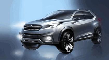 2015 Subaru Viziv Future concept 13