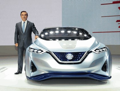 2015 Nissan IDS concept 37
