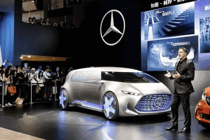 2015 Mercedes-Benz Vision Tokyo 16