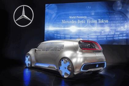 2015 Mercedes-Benz Vision Tokyo 21