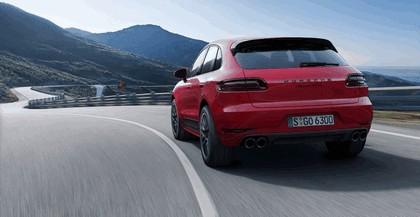 2015 Porsche Macan GTS 5