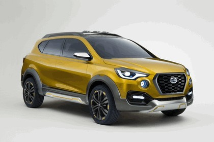 2015 Datsun GO-cross concept 3