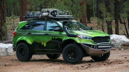 2015 Kia Sorento PacWest Adventure concept 6