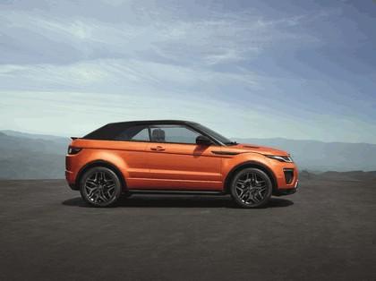 2015 Land Rover Range Rover Evoque convertible 5
